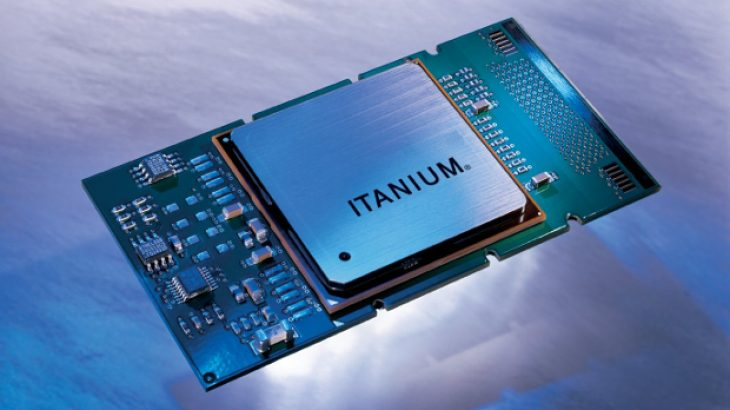 История процессора Itanium: от перспектив к разочарованию и забвению - 1