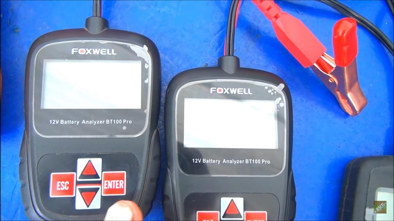 Тестируем восемь аккумуляторных тестеров - 2