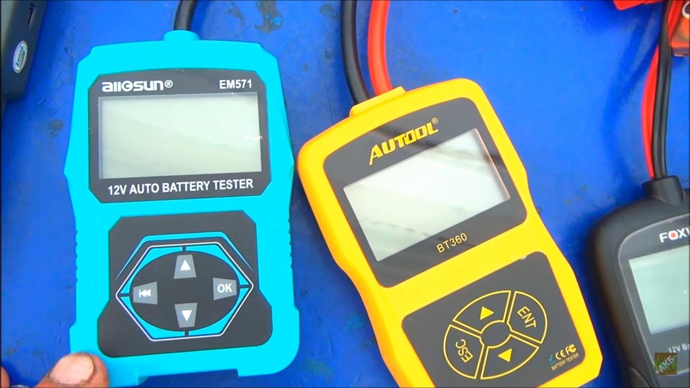 Тестируем восемь аккумуляторных тестеров - 4