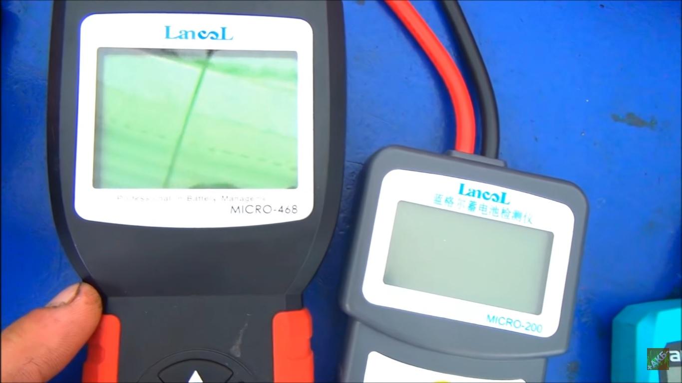 Тестируем восемь аккумуляторных тестеров - 5