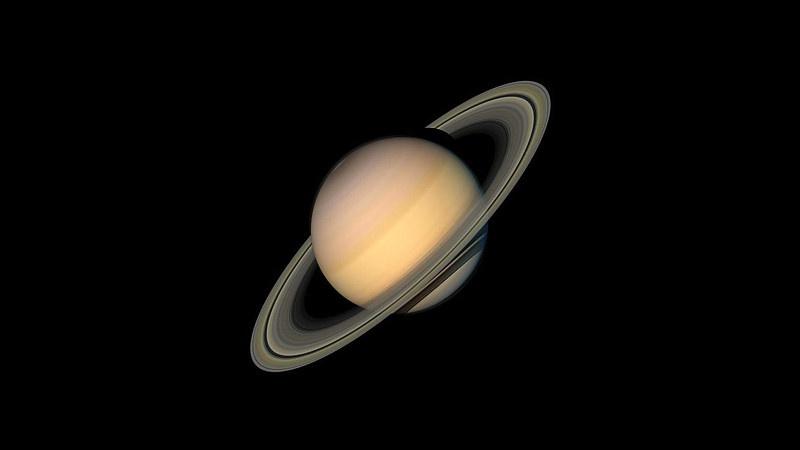 Статья «Сатурн 2021. Противостояние» | автор Андрей Климковский