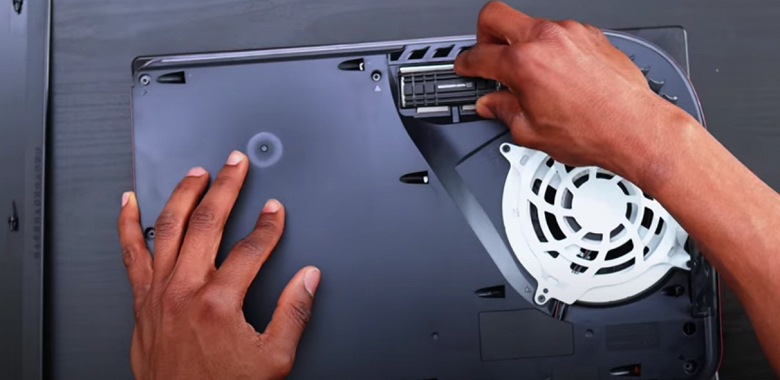 Тесты обычного пользователя показали, действительно ли производительность PlayStation 5 не страдает от установки дополнительного SSD
