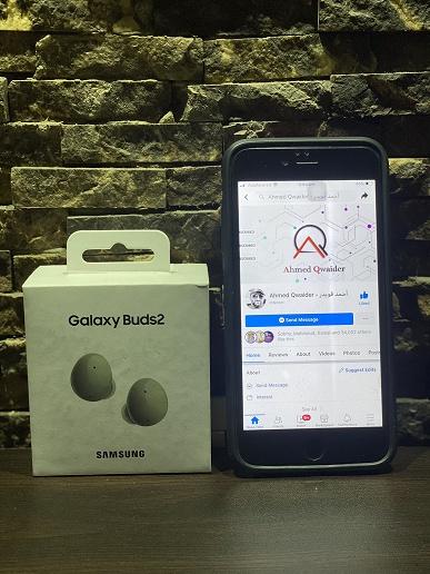 Первая распаковка наушников Samsung Galaxy Buds2 уже появилась в Сети
