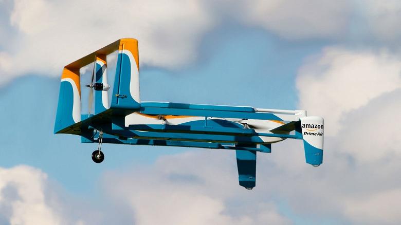 Доставка товаров дронами пока остаётся фантастикой? Оказалось, что проект Amazon Prime Air в последние годы практически мёртв