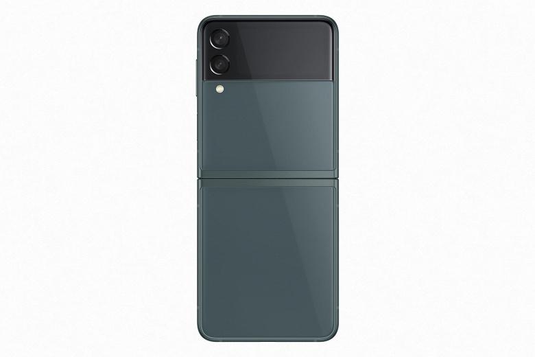 Гибкий смартфон-раскладушка Samsung с защитой от воды. Galaxy Z Flip3 полностью рассекречен до анонса