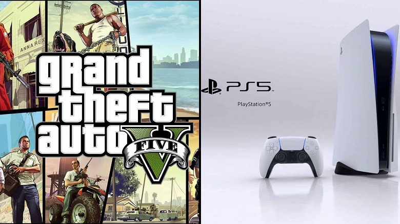 Культовая GTA V будет работать на PlayStation 5 в 4K при 60 к/с