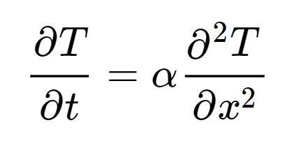 Дифференциальное уравнение Фурье