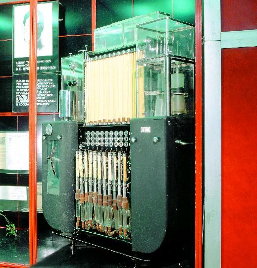 Демонстрационный вариант ИГ-3 в Политехническом музее