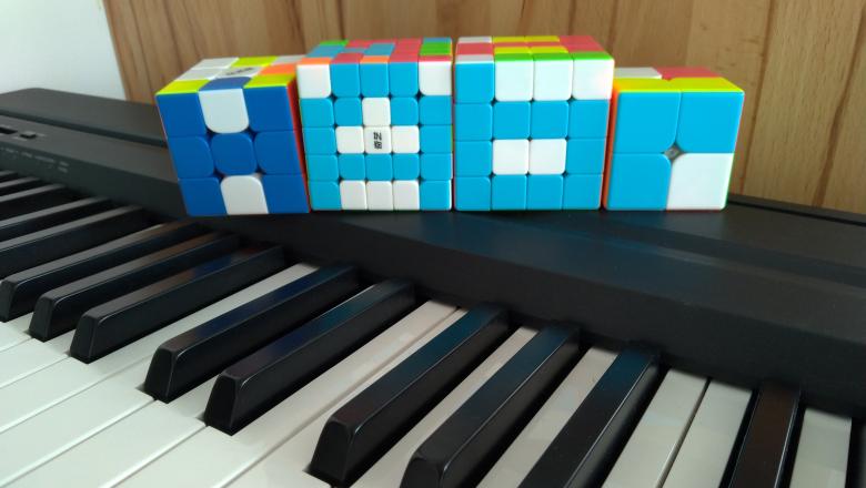 Понять кубик Рубика - 1