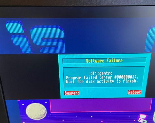 Использование Amiga в 2021: создание интро для демопати - 16