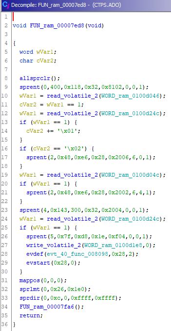 Пишем дизассемблер виртуальной машины из игры Clock Tower (PS1-PC) для IDA Pro - 6