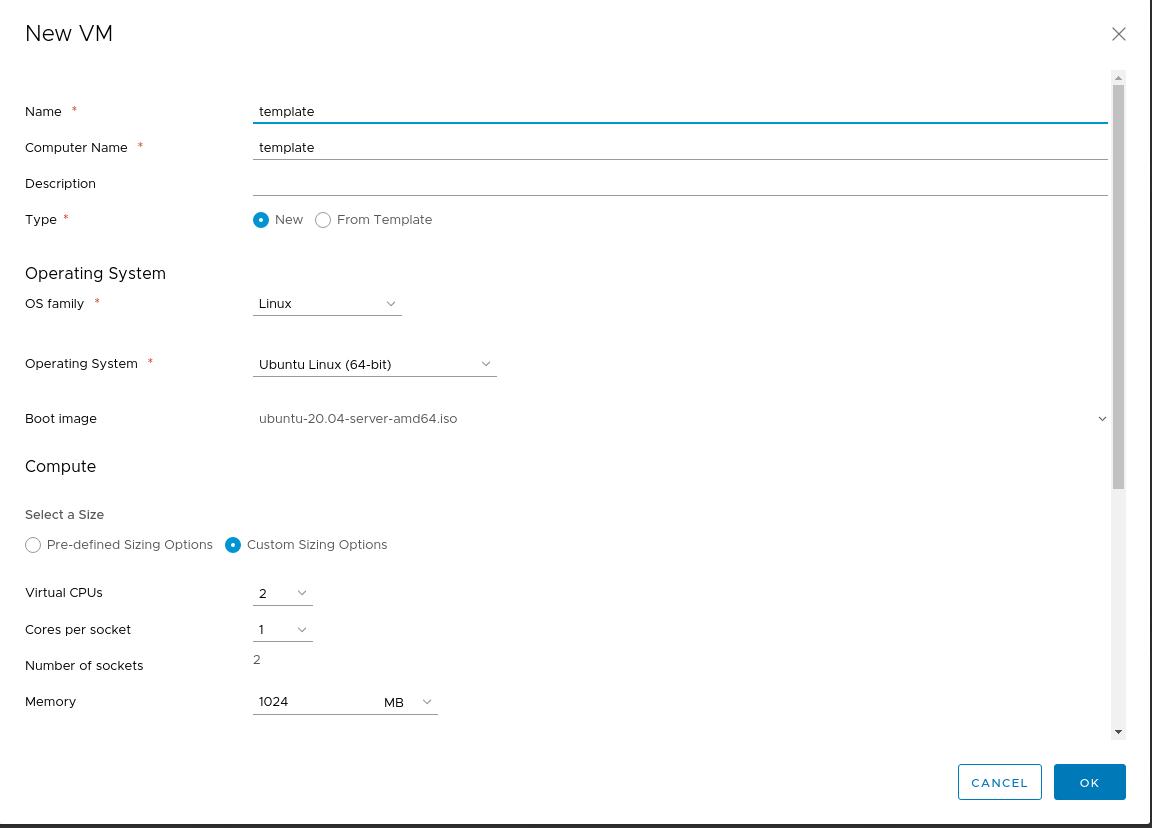 Автоматизируем деплой в vCloud с помощью Terraform и cloud-init - 2