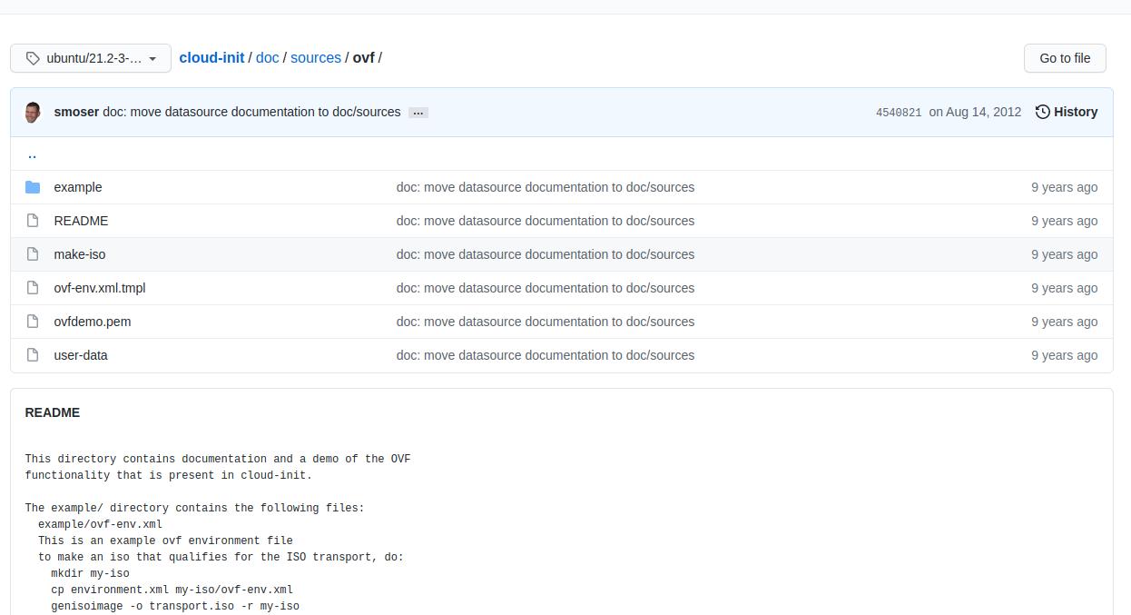 Автоматизируем деплой в vCloud с помощью Terraform и cloud-init - 5