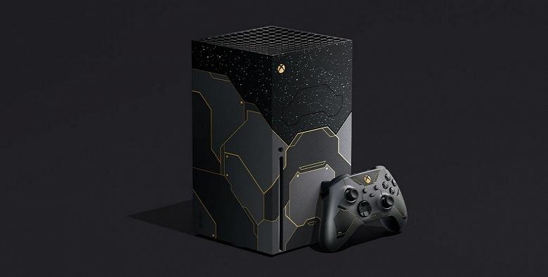 Консоль Xbox Series X Halo Infinite Limited Edition выйдет ровно через 20 лет после релиза оригинальной игры