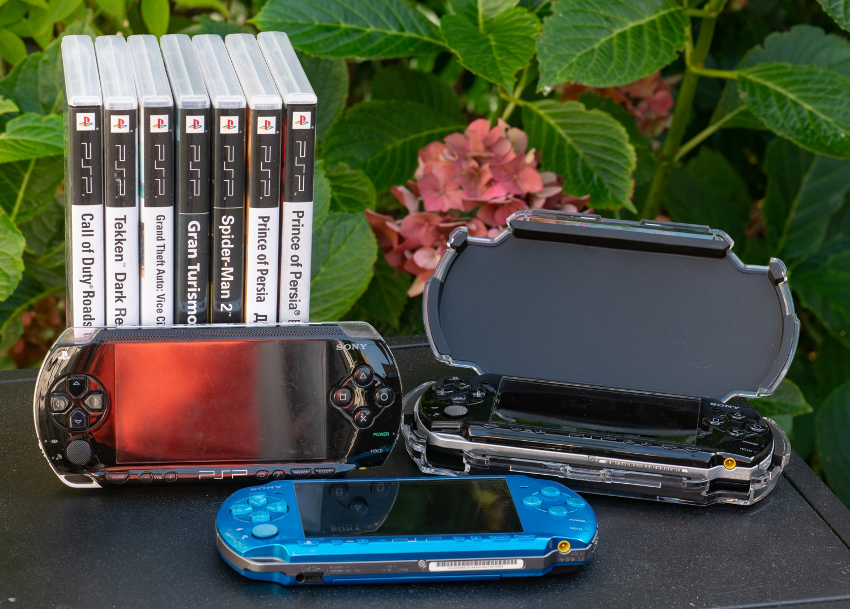 Sony Playstation Portable, радость коллекционера - 1