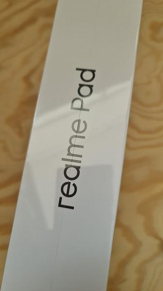 Планшет Realme не выступит конкурентом Xiaomi Mi Pad 5. Он построен не на такой производительной платформе