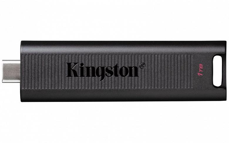USB-накопитель Kingston Digital DataTraveler Max оснащен интерфейсом USB 3.2 Gen 2