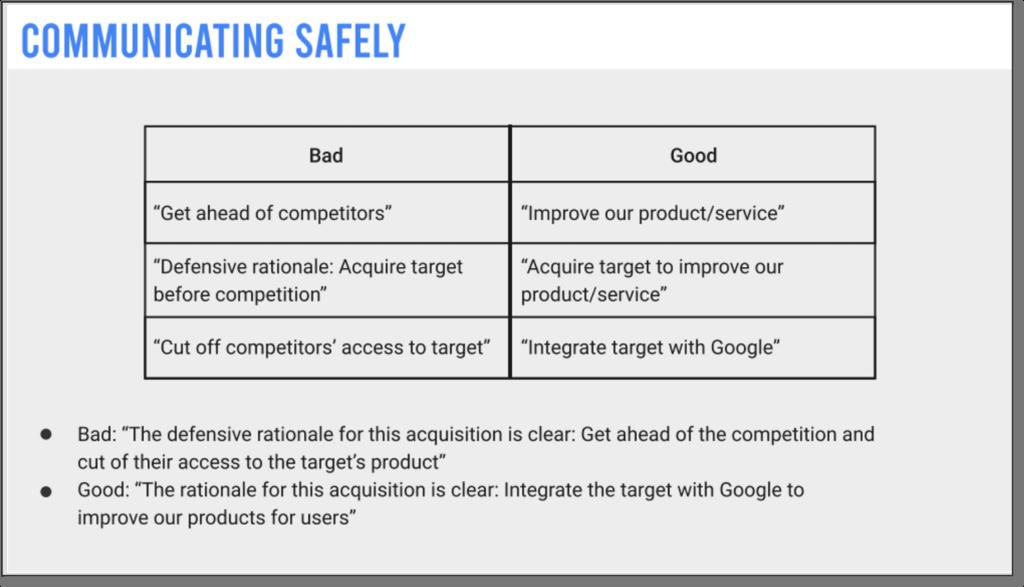 Гуглояз – как Google ограничивает мысли о борьбе с монополиями - 4