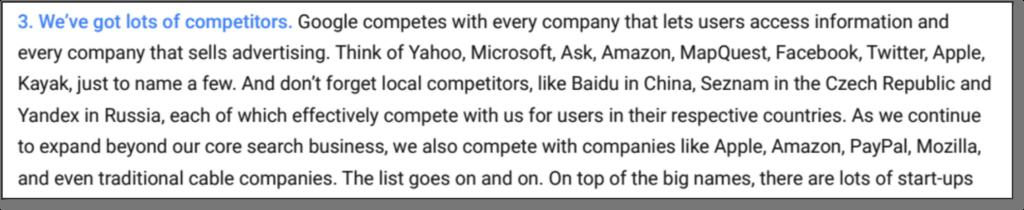 Гуглояз – как Google ограничивает мысли о борьбе с монополиями - 5