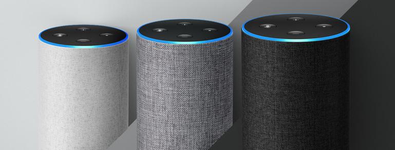 Alexa теперь может постараться перекричать шум - 1