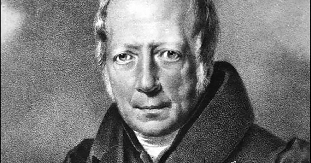 Вильгельм Гумбольдт, великий ученый и великий реформатор, создавший в Пруссии самую лучшую в мире на тот момент (неустаревшую и ныне) систему образования, благодаря которой миру открылось столько гениев.
