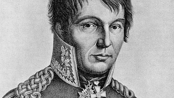 Герхард Шарнхорст, генерал, выходец из низов общества (редчайший случай для Пруссии того времени), его отец - вахмистр в отставке, ставший арендатором у юнкера. Создал одну из самых боеспособных армий своего времени. Погиб от ран, полученных в бою, в 1813 году.