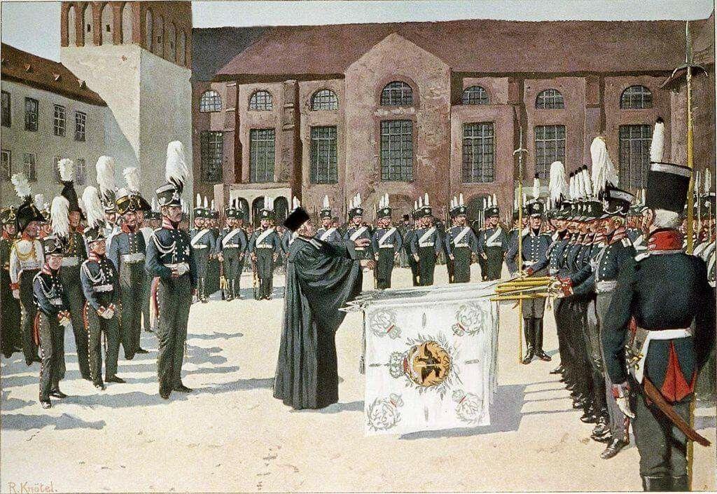 Прусский опыт, один из лучших в истории примеров «Революции сверху» - 1