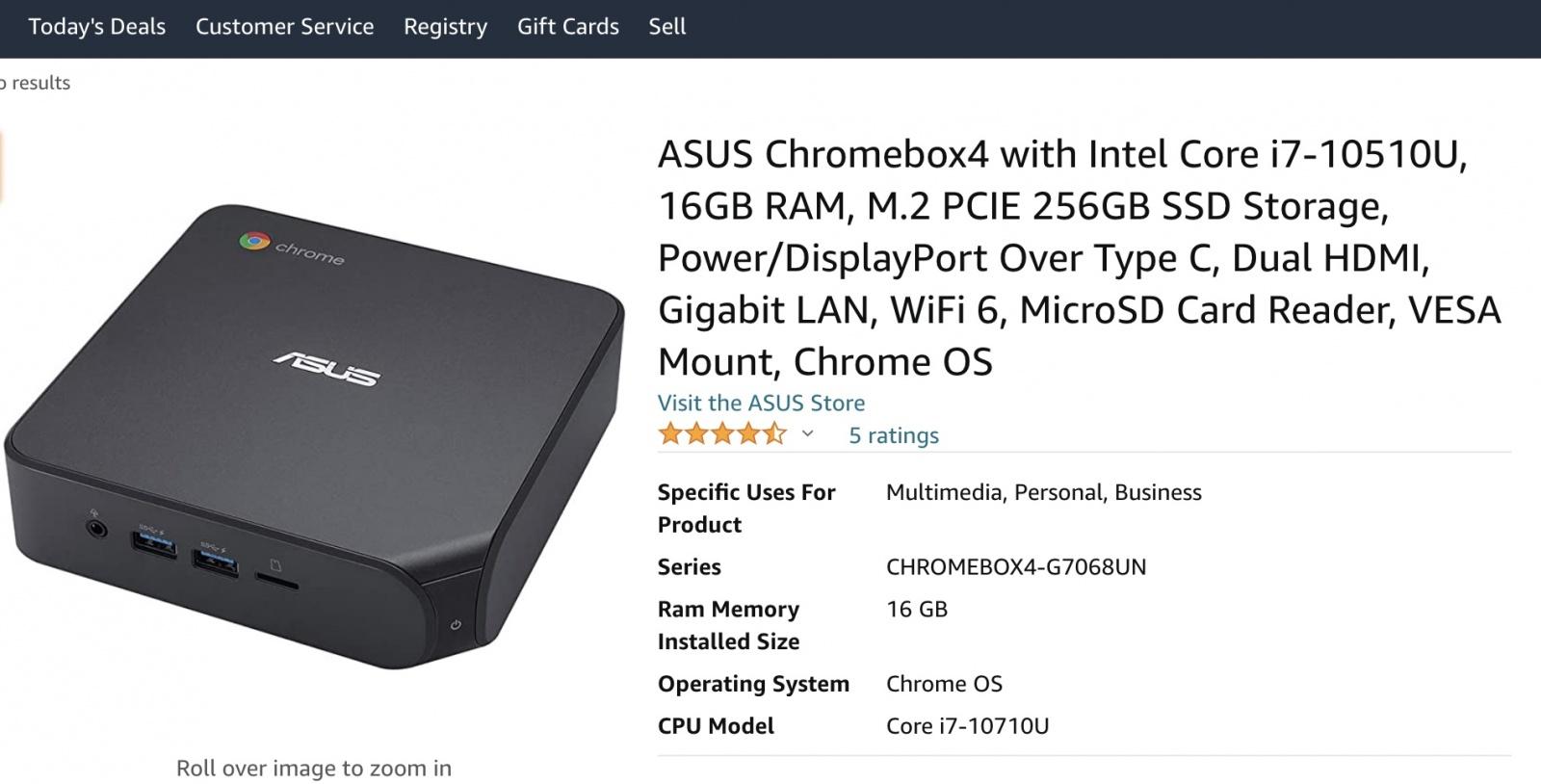 Развенчиваем мифы про Chrome OS - 6