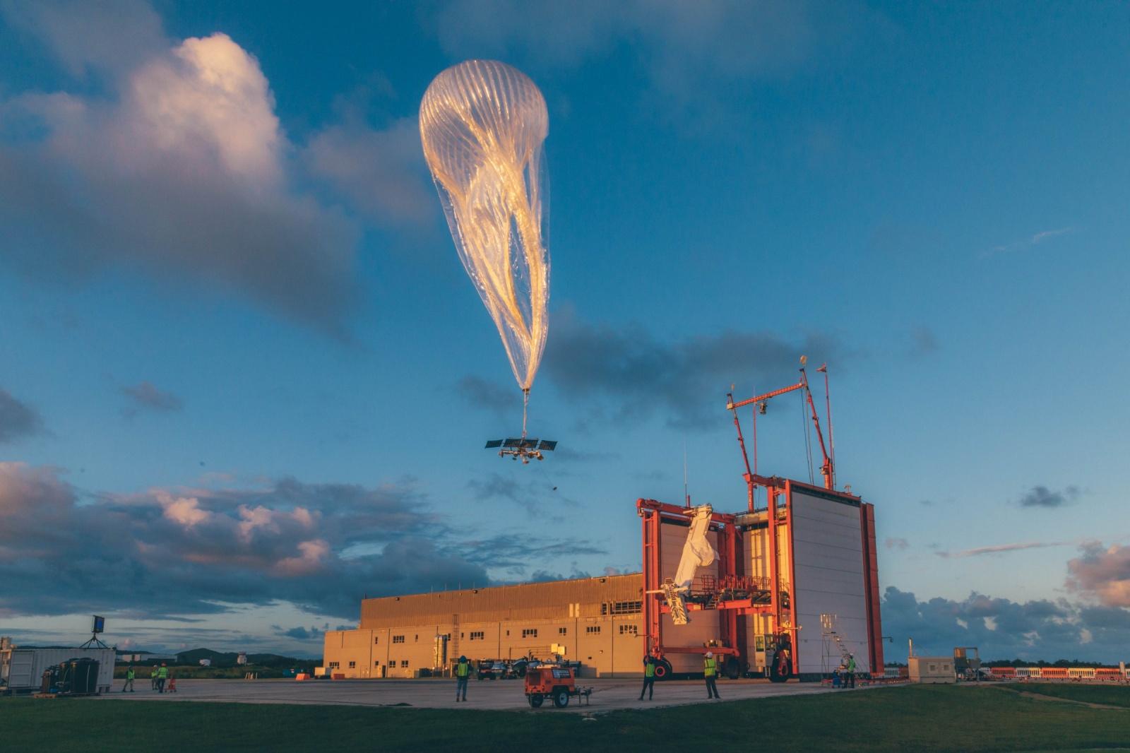 Проект Project Loon по раздаче интернета со стратосферных аэростатов закрыт, но идея продолжает жить - 1