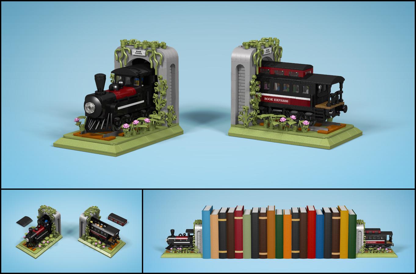 Lego Ideas: как авторские идеи превращаются в конструкторы - 12