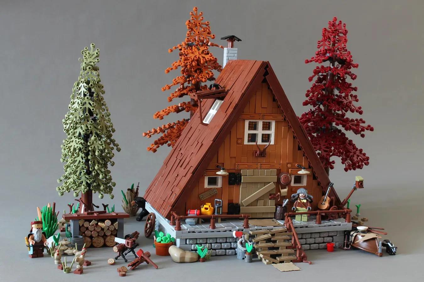 Lego Ideas: как авторские идеи превращаются в конструкторы - 14
