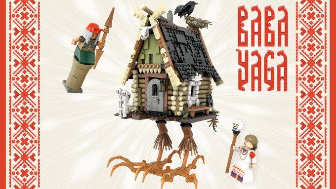Lego Ideas: как авторские идеи превращаются в конструкторы - 1