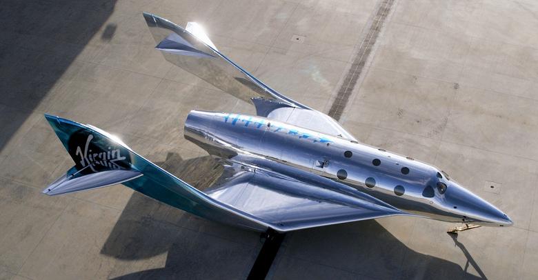 Полет итальянцев на ракетоплане Virgin Galactic отложен - 1