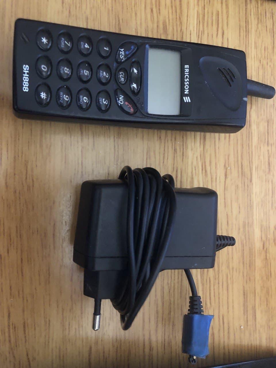 Привет из 1998 года: мобильный телефон Ericsson SH888 - 2