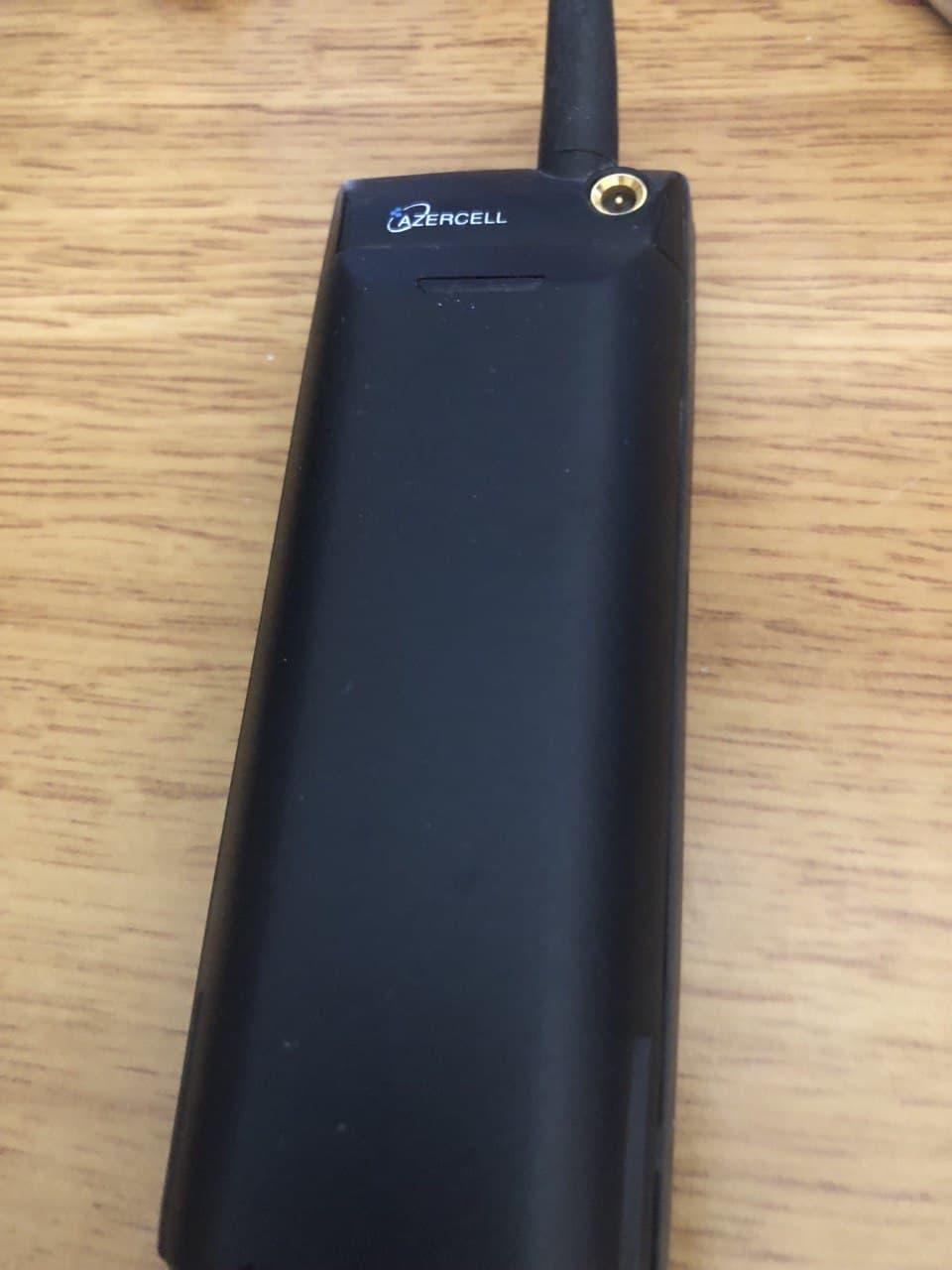 Привет из 1998 года: мобильный телефон Ericsson SH888 - 3