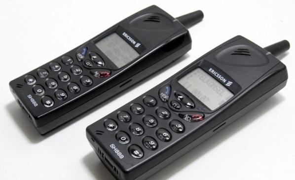 Привет из 1998 года: мобильный телефон Ericsson SH888 - 1