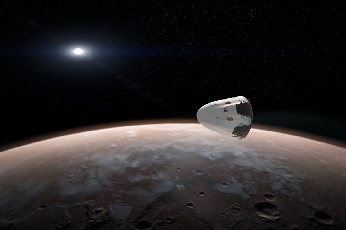 Радиация в полёте на Марс - 1