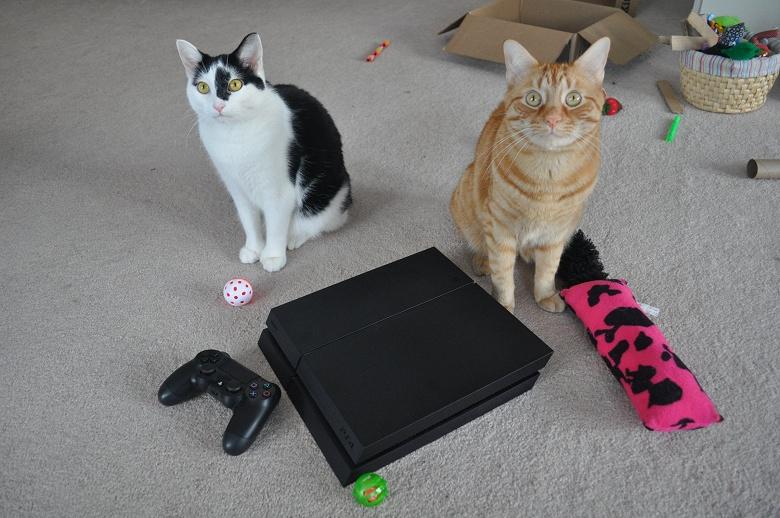 Sony обновила PlayStation 4, и это не исправление ошибок
