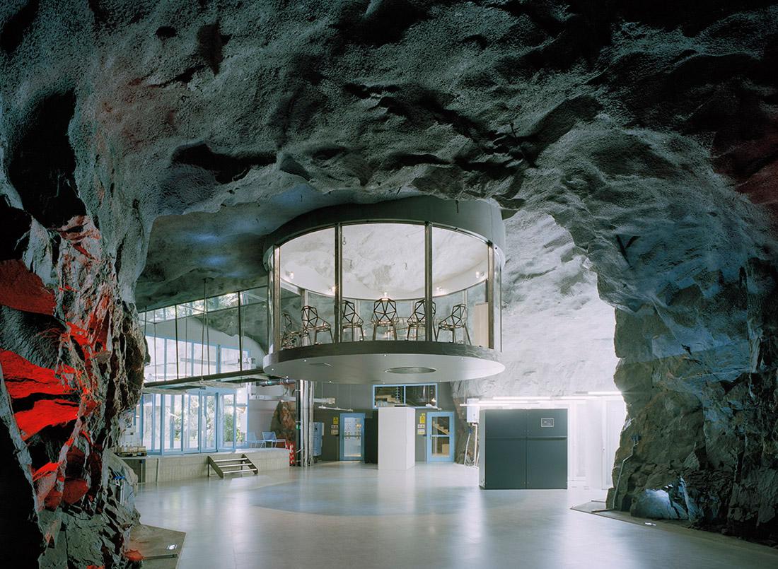 Дата-центры в царстве гномов: шахты, бункеры и подземелья, в которых построены современные ЦОД - 7