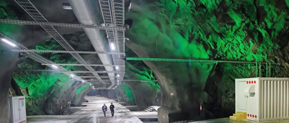 Дата-центры в царстве гномов: шахты, бункеры и подземелья, в которых построены современные ЦОД - 1