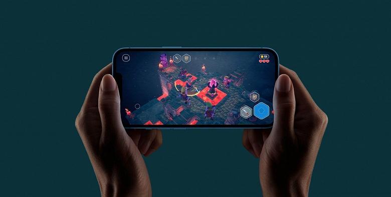 Обычные iPhone 13, как оказалось, сильно уступают моделям Pro в тестах GPU