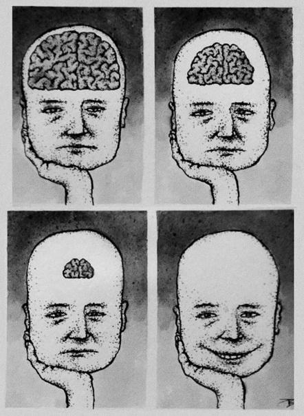 Вся правда о когнитивных искажениях - 1
