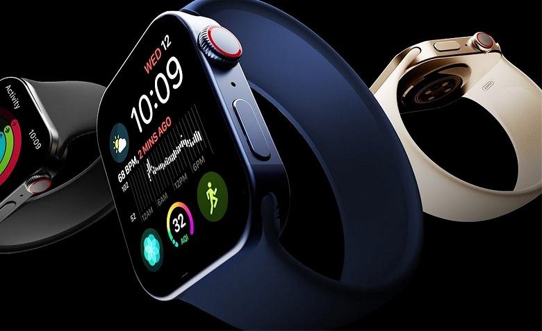 «Плоские» Apple Watch всё-таки выйдут, но уже в следующем году