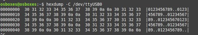 Работа с СОМ-портом на Си в linux - 2