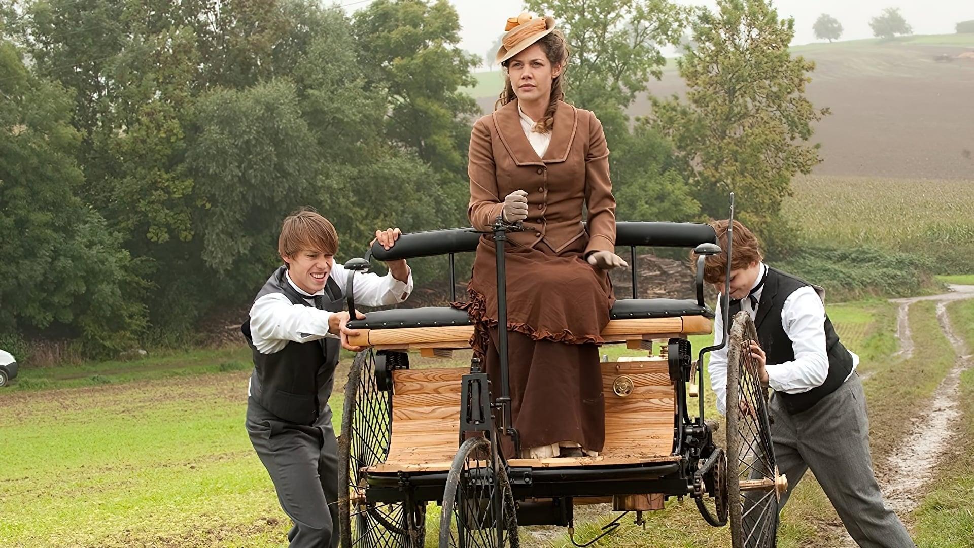 """Кадр из фильма """"Берта и Карл"""", Германия, 2011 год. Путешествие Берты и её сыновей"""