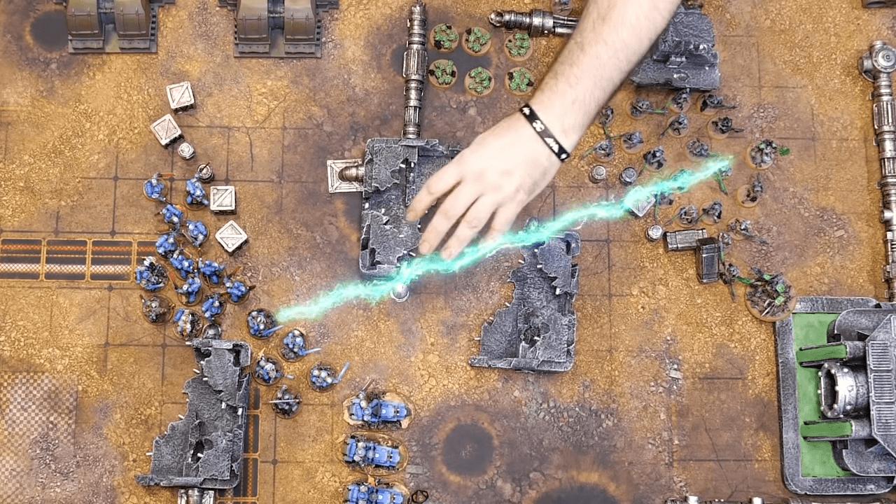 Таким может быть ИИ для Warhammer 40k - 1
