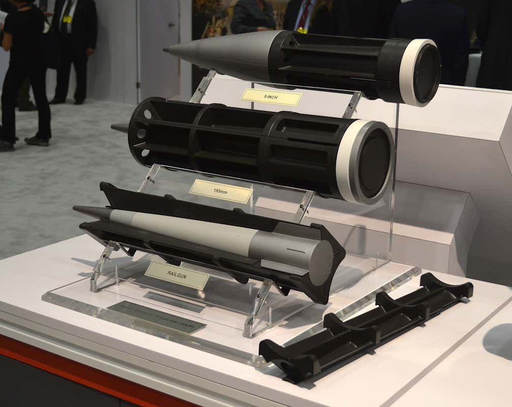 ВМС США убирает в дальний ящик создание Railgun - 3