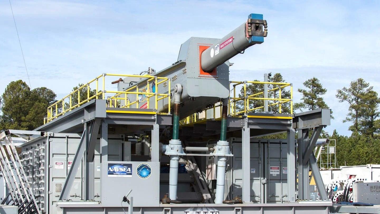 ВМС США убирает в дальний ящик создание Railgun - 1