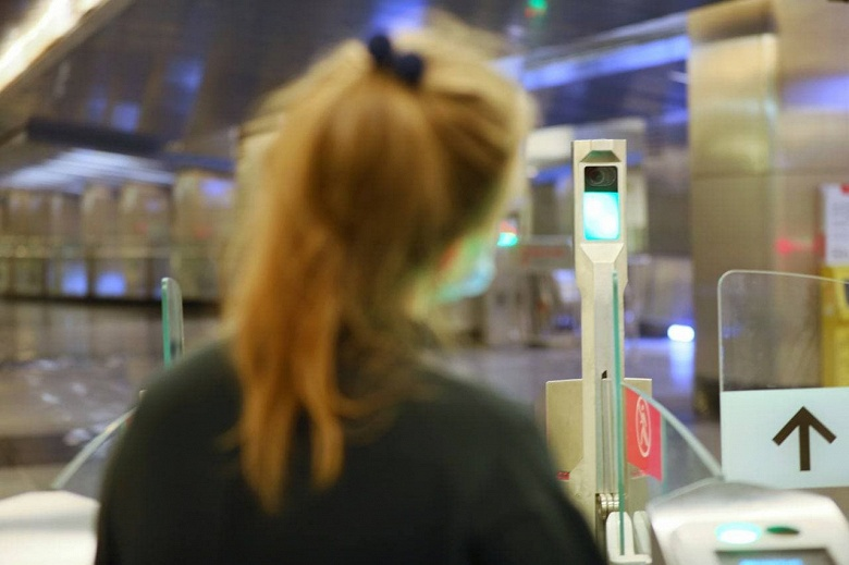 Первые в мире: Face Pay для оплаты «лицом» уже работает во всём московском метро