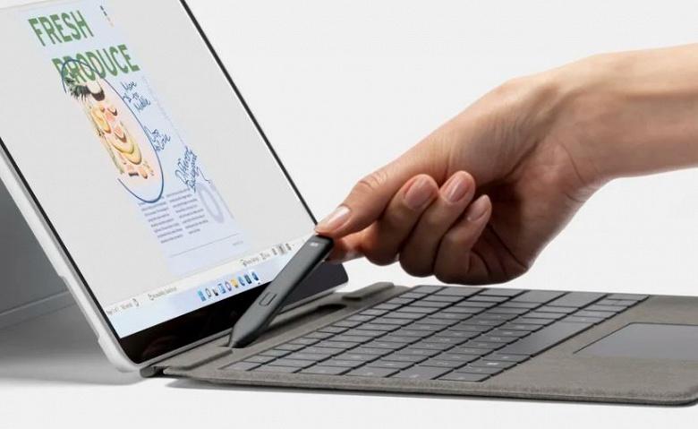 13-дюймовый экран с кадровой частотой 120 Гц, CPU Intel Core 11, два порта Thunderbolt 4 и 16 часов автономной работы. Microsoft представила планшет Surface Pro 8 с Windows 11